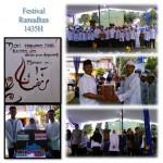 Pembukaan Festival Ramadhan 1435H