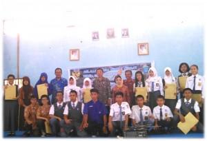 Pemenang LCC 4 Pilar Kabupaten OKI