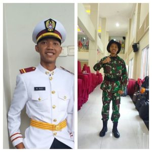 Alumni SMA Negeri 3 Unggulan Kayuagung Peroleh Beasiswa di Universitas Pertahanan